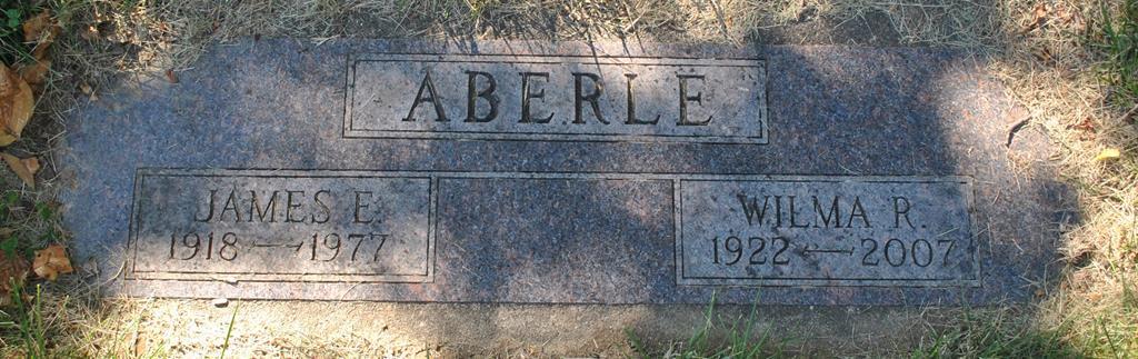 Aberle Family Marker, Aberle Family Marker
