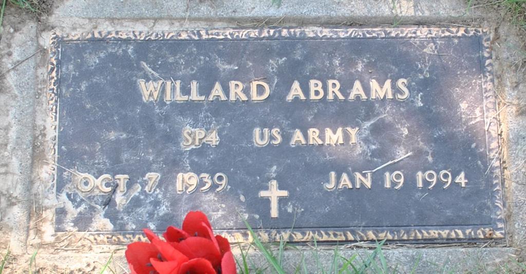 Abrams VA Marker, Abrams VA Marker